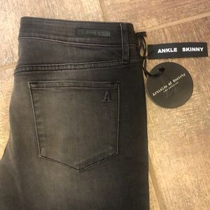 Articles of Society Skinny Ankle Jeans